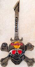 Hard Rock Cafe Bangkok 1994 Halloween Pin Totenkopf Gitarre - Hrc #949