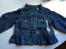 Gap Denim Coats, Jackets & Snowsuits (0-24 Months) for Girls