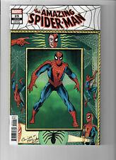 AMAZING SPIDER-MAN #25 (Vol. 6) - Grade NM - 1 in 100 STEVE DITKO variant!