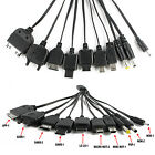 10 in 1 Universal Multi USB Charger Cable Cord for iPhone iPod Samsung PSP MP4