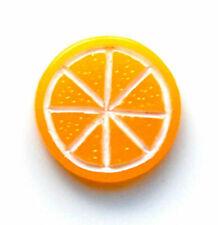 Arancione Spilla da Bavero