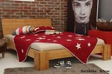 BURMA Bambusbett mit Rückenlehne 200x200cm, 30cm oder 40cm Bett Höhe, NEU!