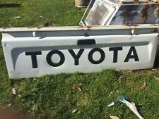 Toyota Hilux Tailgate