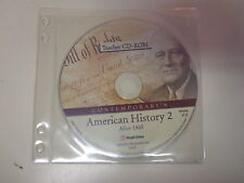 Contemporary's American History 2 Teacher CD-ROM Only  -  Free Shipping