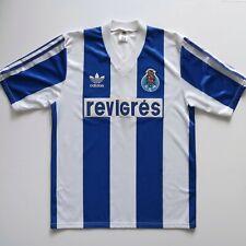 Porto jersey MEDIUM 1990 1993 home shirt Adidas soccer football vintage classic