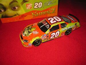 Tony Stewart 2004 #20 Home Depot Shrek 2 NASCAR Diecast