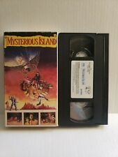 Mysterious Island (VHS, 1993) Michael Craig pre-owned
