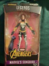 Marvel Comics Marvel Legends Songbird action figures Thanos BAF assortment