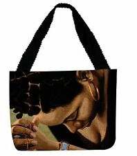 Time Well Spent African American Tapestry Tote Bag