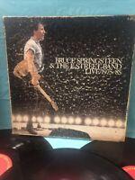 Bruce Springsteen & The E Street Band – Live / 1975-85 - 5x VINYL LP BOX SET