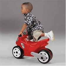 Kids Bike Ride Push Toy Wheels Riding Walk Fun Game Red Children Boy Kid Gift