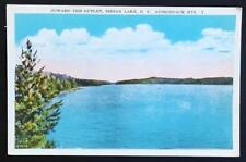 Toward the Outlet Indian Lake NY C.W. Hughes & Co 2