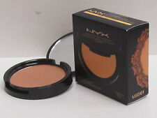 NYX Matte Bronzer For Face & Body MBB01 Light 0.33 oz Brand New In Box