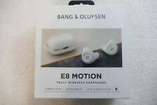 Bang & Olufsen Beoplay E8 2.0 Motion True Wireless in-Ear Earphones, White