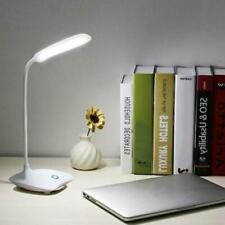 Flexible Table LED Desk Lamp USB Charging Home Office Study Dimmable Night Light