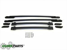 09-20 DODGE JOURNEY ROOF RACK WITH ADJUSTABLE CROSS RAILS KIT OEM NEW MOPAR