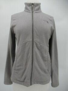 L6712 VTG The North Face Women's Full-Zip Fleece Jacket Size M