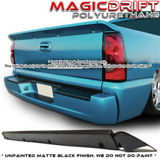 For 07-14 Chevy Silverado 1500 Tailgate Intimidator Spoiler Wing SS Polyurethane