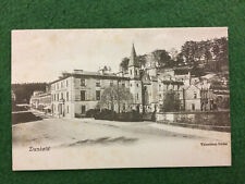 Dunkeld Perthshire, vintage postcard