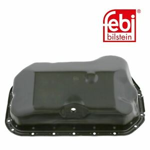 febi 07407 Oil Sump Without Drain Plug For VW 051 103 601