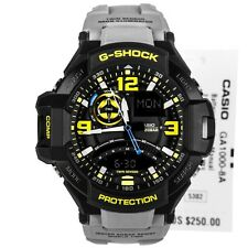 CASIO G-SHOCK MENS WATCH GRAVITYMASTER GA-1000-8A FREE EXPRESS GA-1000-8ADR
