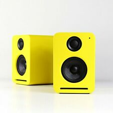 NOCS NS2 AIR V2 MONITORS WIRELESS AMPLIFIED BLUETOOTH SPEAKERS - YELLOW