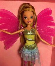 Winx Club Jakks Sirenix Flora Doll