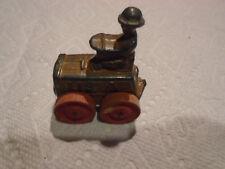 "Rare, 1930""s Vintage Small Cast Iron Tractor"