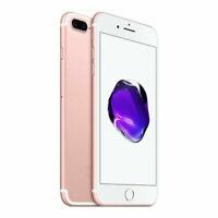Apple iPhone 7 Plus 1288GB 256GB Rose Gold Factory Unlocked Smartphone