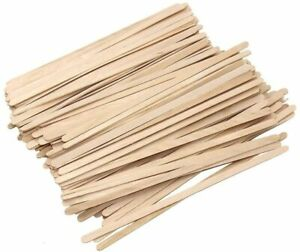 140mm 5.5'' ECO Friendly Wooden Stirrers for Tea/Coffee Paper cups