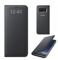 Original Samsung Galaxy S8 Led Ver Funda Flip EF-NG950 Funda Estuche
