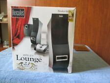 Hercules XPS 2.1 Lounge Subwoofer and Wired Remote Control COMPLETE IN THE BOX