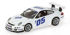 "1/43 PORSCHE 911 GT3 CUP ""PRESENTATION"" 2005 MINICHAMPS"