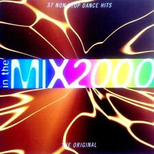 IN THE MIX 2000 CD - 2 X CDS OLDSKOOL 90S CHART DANCE IBIZA TRANCE HOUSE CDJ DJ