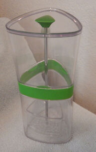 Cuisipro Compact Herb Keeper Storage Server Vegetable Container