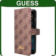 Genuine Original GUESS Flip Case Apple iPhone 6 Plus Mobile Téléphone Portable Housse