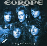 *NEW* CD Album Europe - Out of This World (Mini LP Style Card Case)