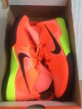Women's Nike Flare Lava Glow/Black-Hyper Orange UK 5.5 American Size 8