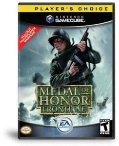Medal Of Honor Frontline Nintendo Gamecube Complete