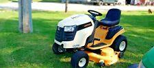 Cub cadet LTX1050 riding mower NEW BLADES