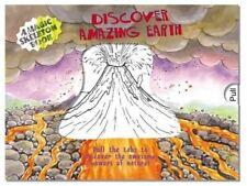 A Magic Skeleton Book: Discover Amazing Earth, Hardback 2017