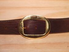 Leather Belt Waist Size Black Brown Tan Red White Made to Measure UK Quality