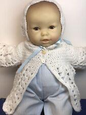 18� Berenguer Berjusa Baby Doll Vinyl & Cloth Sweet Face #Bd