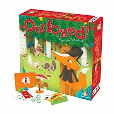Outfoxed! Board Game Gamewright Games Kids Children Fun