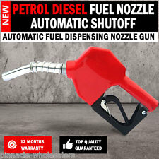 NEW Dispensing Petrol Diesel Fuel Nozzle Gun Automatic Shut Off