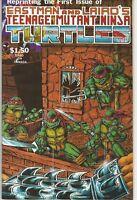 Teenage Mutant Ninja Turtles TMNT Vol 1(1984 Series) # 1 4th Print NM