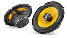 "JL Audio C1-650x 6.5"" Coaxial Car Speakers Aluminum Dome Tweeters C1650X"