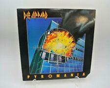 DEF LEPPARD Pyromania 1983 Vinyl Mercury 422-810 308-1 M-1 / Corner Cut-Out