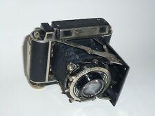 Plaubel Makina Roll-Op 6x6cm rangefinder folding camera Anticomar 2.8/75mm lens