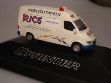 MB Sprinter Werkstattwagen Ricö ...
